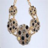 Ожерелье браслета серьги нового Jewellery способа камней кристалла черных шариков конструкции установленное