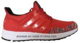 La gymnastique d'hommes de chaussures de Flyknit de marque de la Chine folâtre les chaussures (816-5935)