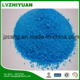 Iso Manufacture Copper Sulphate Pentahydrate 96% Feed/Industrial 98%/Fertilizer Grade