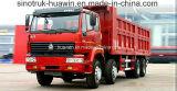 Sinotruk Gold Prince 8X4 Dump Truck Tipper