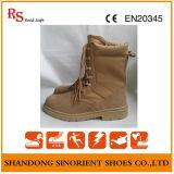 Ботинки воиска перепада дешевых ботинок хорошего качества высокие лоснистые