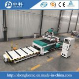 Car Loading and car Unloading CNC rout