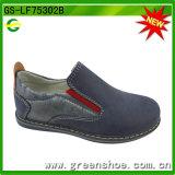 熱いカラー男の子の流行の偶然靴(GS-LF75302)