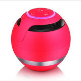 TF FM Handsfree Mic Function (BT12)の最もよいPromotion Colorful Ball Shape Bluetooth Speaker