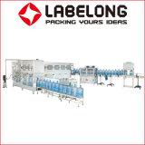 Производственная линия воды бутылки бочонка 5 галлонов заполняя