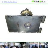 Peça fazendo à máquina do metal de aço feito sob encomenda fazer à máquina do CNC