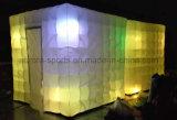 [8فت] [فوتوبووث] قابل للنفخ صورة مقصورة مكعّب خيمة على عمليّة بيع