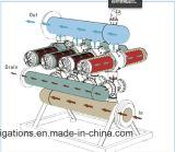 tipo automático sistema auto de 4 '' H de la filtración del disco