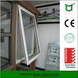 Одиночное застекляя алюминиевое мотылевое окно