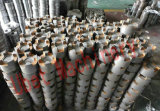 Steel di acciaio inossidabile Curved Jaw Coupling con l'unità di elaborazione Elastomer