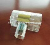 Conector de tiras de entrada de un lado para iluminación LED