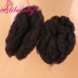 Größtes Lieferanten-Großverkauf-Menschenhaar-malaysisches lockiges Haar 100%