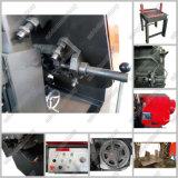 Máquina de Sawing horizontal da faixa da coluna do dobro do ângulo do giro (GR-400)