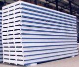 Nuevo taller de la estructura de acero del panel de pared de emparedado
