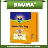 Placa de papel da armadilha da colagem do rato de Baoma