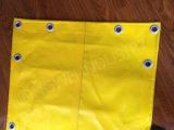 Tessuto impermeabile del PVC per il coperchio di Tarps del camion