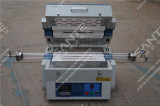 forno a camera elettrico dell'atmosfera di vuoto di 1200deg c per il trattamento termico del laboratorio