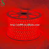 SMD5050赤いストリップロープライト