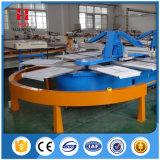 Farben-voll automatische ovale Bildschirm-Drucken-Maschine des China-Großverkauf-8
