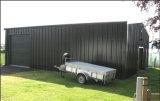 前設計された門脈フレームライト鉄骨構造の倉庫(KXD-88)