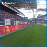 Напольная стена видеоего стадиона СИД периметра полного цвета