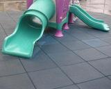 Gymnastik-Gummifußboden-Matten-/im Freiensicherheits-Gummifußboden-Fliese-/Gym-Fußboden-Matte/Sport-Gummibodenbelag
