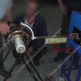 Фабрика подогревателя машины медных пробок отжига индукции индуктивная для России