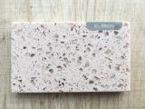 Dispersore superiore del quarzo di vanità prefabbricata della pietra doppio