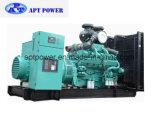 generador de 1000kw 50Hz accionado por el conjunto del motor diesel de Cummins