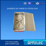 Wall Type 8port Fiber Optical Patch Panel ODF Distribution