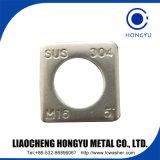 DIN436 de Vierkante Wasmachines van het roestvrij staal