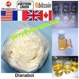 Aufbauendes Steroid-Puder Dianabol ohne Nebenwirkungen D-Bol