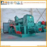 Rote Ziegeleimaschine für Lehm-Schlamm-Schmutz-Flugasche-Material-Ziegelsteine