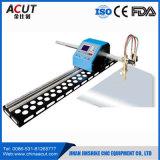 チーナン携帯用CNC血しょう切断の金属の鋼鉄機械