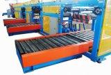 Aluminiumband-MITTLERE Geschwindigkeits-hohe Präzision drei Ablagefächer geschnitten zur Längen-Zeile