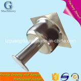 Piezas de 304/316 del acero inoxidable embutición profunda del metal para la maquinaria