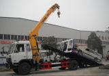 4X2 LKW eingehangener Kran8tons Wrecker-LKW