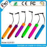 Crayon lecteur promotionnel d'aiguille d'aiguille de crayon de couleur de crayon lecteur pour le matériel de panneau de contact