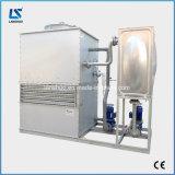 Torre cerrada de la refrigeración por agua que combina con proceso del tratamiento térmico