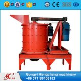 GlasCrusher Vertical Hammer Crusher mit Fine Output Size