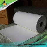 Papel refratário da fibra cerâmica de isolação térmica 1260