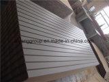 Importierter Maschine produzierter gekerbter MDF für Wand