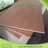 1220X2440X1.6-18mm Poplar oder Hardwood Core One or Two Hot Press Grade Commercial Plywood für Furniture und Packing und Construction