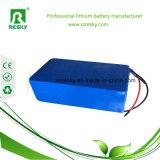pacchetto della batteria di litio di 48V 8ah 500W per la bici di montagna fuori strada di piegatura elettrica