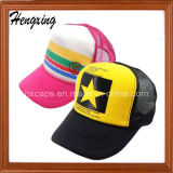 Kundenspezifischer Stickerei-Ineinander greifen-Baseball-Hut