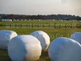 100%년 Virgin 폴리에틸렌, 농장 패킹을%s 백색 뻗기 필름