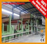 Máquina de la fabricación de papel de la cartulina