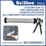 '' Abdichten-Gewehr der Wurst-15 mit Aluminiumzylinder für die Kapazität 600ml