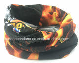 Custom Made Customized Design Printed Promotional UV Protection Sports Biker Multifuncional Head Scarf