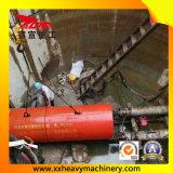 taladradora del túnel de las cañerías de agua de 1500m m
